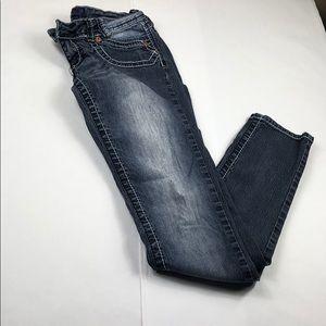 Angels Women's Blue Jeans Sz 5